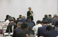 定期講演会-「東京オリンピックの経済効果とビジネスチャンス」