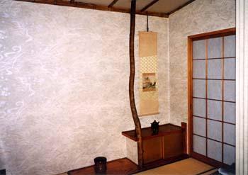 日本の壁紙略史